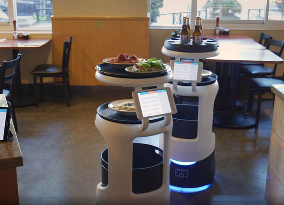 餐饮机器人